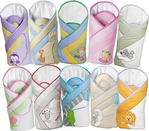 FERETTI Layette 85 Banana Air Teddy Blue конвертик одеялко для новорождённого 85х85 см / BabyStore.lv lielakais bernu precu inte