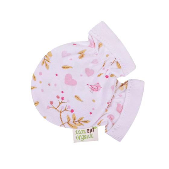 Bio Baby Mittens Art.97220973 Bērnu dūraiņi no 100% organiskā kokvilna