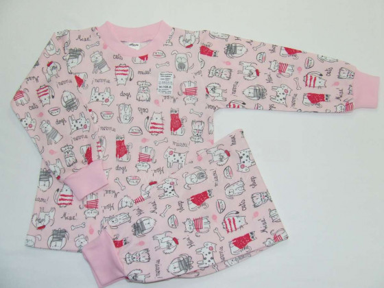 Galatex Art.99221 Bērnu kokvilnas pidžama