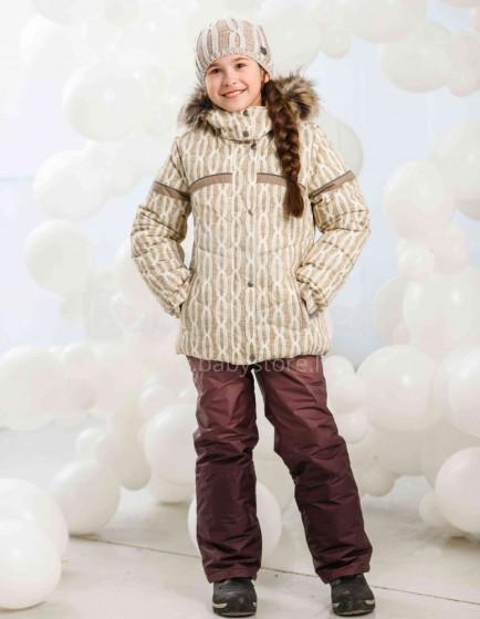 Lenne '16 Becky Art.15355/8120 Bērnu siltas ziemas termo bikses  (izm. 128, 134)