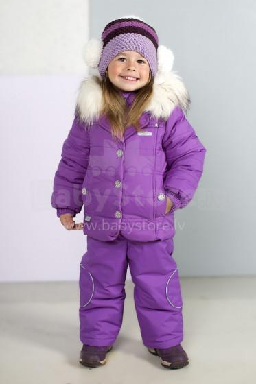 Lenne '17 Harriet 16353/362 Bērnu ziemas termo bikses ar paaugstinātu vidukli (Izmēri 74-98 cm)