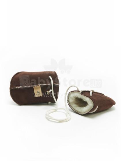 Eco Wool Bibi Art.1372 Bērnu dūraiņi  no merino vilnas (S)