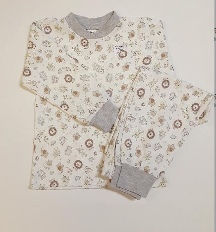Galatex Art.38450 bērnu kokvilnas pidžama