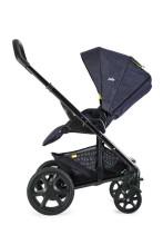 Joie'18 Chrome DLX Art.S1201FEFGY00 Foggy Grey Bērnu pastaigu rati