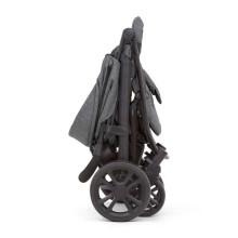 """""""Joie Litetrax 4"""" vežimėlis """"Chromium Art.205814"""" vežimėlis"""