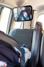 Fillikid Mirror Led Art.503 Bērna novērošanai automašīnā (regulējamais)