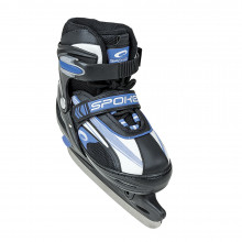 Spokey Felo Replacable Ice/Roller Skates 83222 Multifunksionālās hokkeja ledus/skrtuļslidas