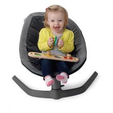 Nuna Leaf Curv Art.710335126 Suited Bērnu origināls šupuļkrēsliņš