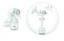 Philips Avent Natural Art.SCF330/20 Manuālais krūts pumpis