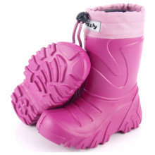 Lemigo Grizzly Art.835-03 Ekstra viegli bērnu ziemas zābaki ar noņemamu termo siltinājumu: līdz -30C
